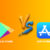 Google Playstore Vs App Store. Which is the best to develop your app?